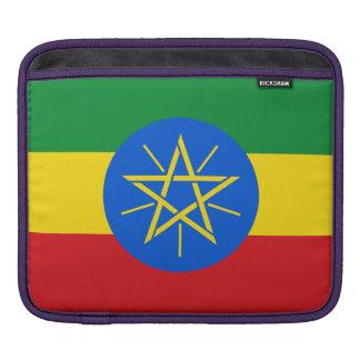 Ethiopia Flag iPad Sleeve