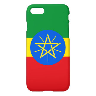 Ethiopia Flag iPhone 8/7 Case