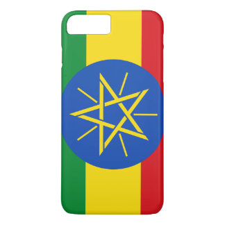 Ethiopia Flag iPhone 8 Plus/7 Plus Case