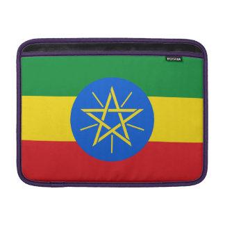 Ethiopia Flag MacBook Sleeve