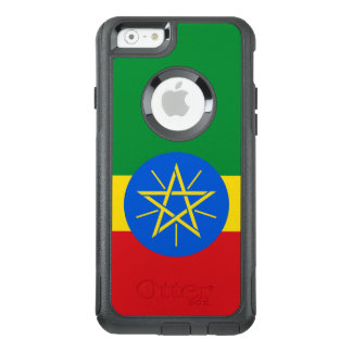 Ethiopia Flag OtterBox iPhone 6/6s Case