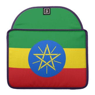 Ethiopia Flag Sleeve For MacBook Pro