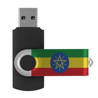 Ethiopia Flag USB Flash Drive