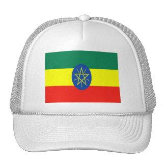 Ethiopia mesh hats