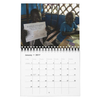 Ethiopia VBS Calendar