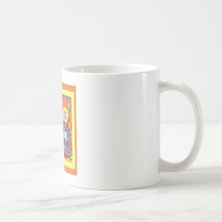 Ethiopian-Bible-Saint-Luke-Saint-John Coffee Mug