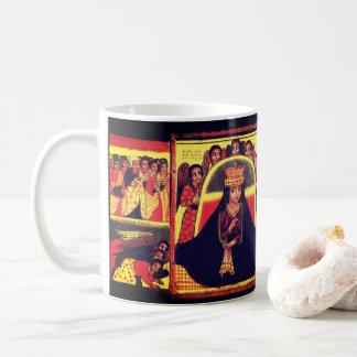 Ethiopian Church Painting - Maryam Mug