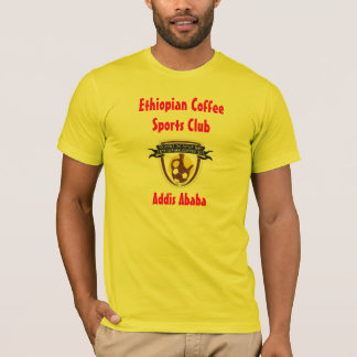 Ethiopian Coffee Sports Club Tee