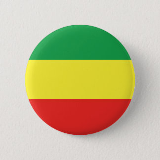 ethiopian flag 6 cm round badge