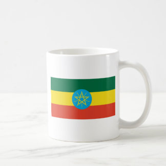 Ethiopian Flag Coffee Mug