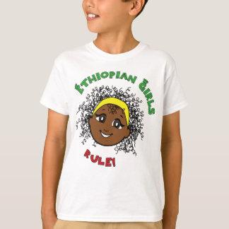 Ethiopian Girls Rule! T-Shirt