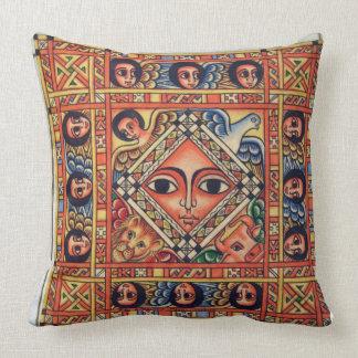 Ethiopian Icon Cushion