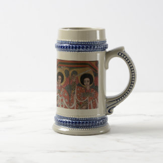 Ethiopian Orthodox Church Icon Beer Steins