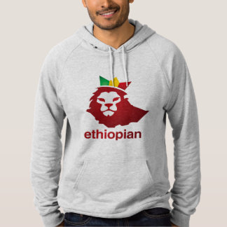 Ethiopian Power - Fleece Pullover Hoodie