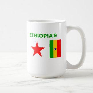 Ethiopia's Star Coffee Mug
