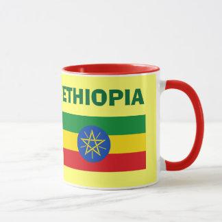 Ethiopiav- ET Code Flag Mug