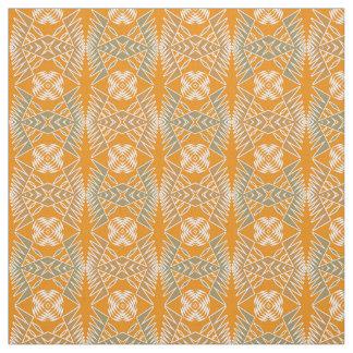 ethnic african geometric pattern fabric