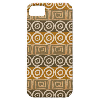 Ethnic african hand-drawn  pattern. barely there iPhone 5 case