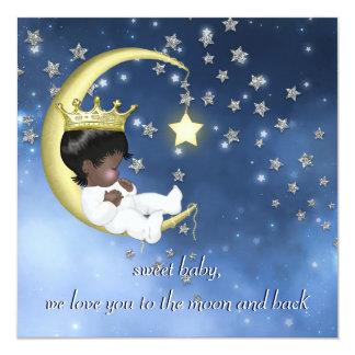 Ethnic Baby Shower 13 Cm X 13 Cm Square Invitation Card