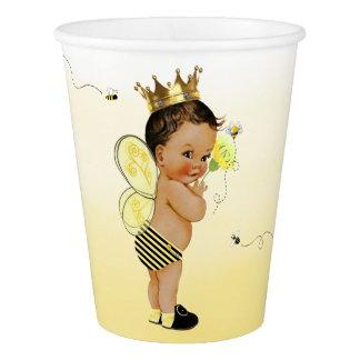 Ethnic Boy Bumble Bee Baby Shower
