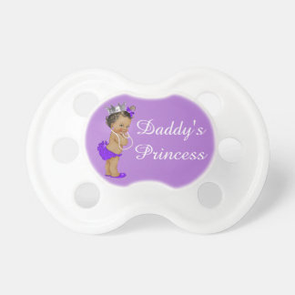 Ethnic Daddy's Princess Purple Dummy
