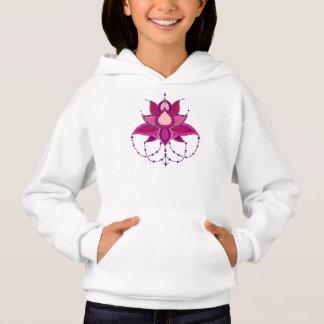 Ethnic flower lotus mandala ornament