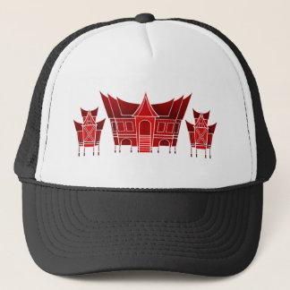 ethnic home trucker hat
