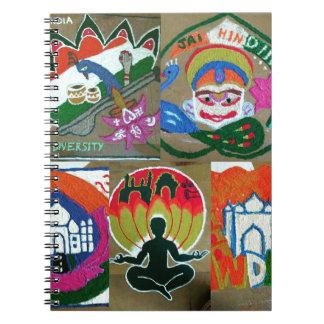 Ethnic Indian design Notebook