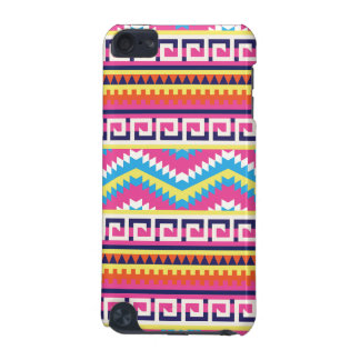 Ethnic Mix Border Pattern iPod Touch (5th Generation) Cover