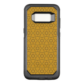 Ethnic modern geometric pattern 3 OtterBox commuter samsung galaxy s8 case