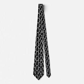 Ethnic Mud Cloth Neck tie