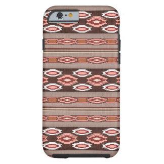 ethnic navajo seamless pattern tough iPhone 6 case