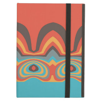 Ethnic pattern cover for iPad air