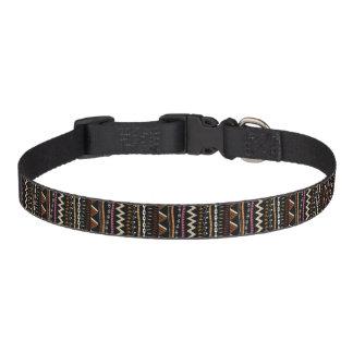 Ethnic Pattern Design Dog Collar