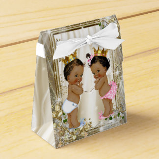 Ethnic Prince Princess Baby Shower Favour Box