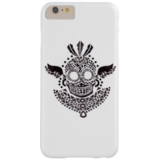 Ethnic Skull Barely There iPhone 6 Plus Case