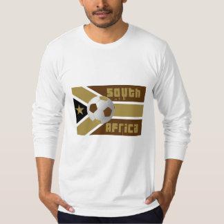 Ethnic South African Safari browns soccer gear Shirts
