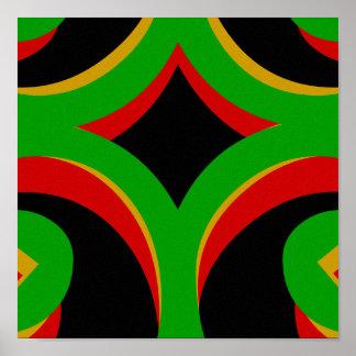 Ethnic Spirit Poster