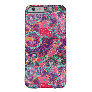 Ethnic Style Animal Pattern Barely There iPhone 6 Case