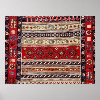 Ethnic Tapestry Print