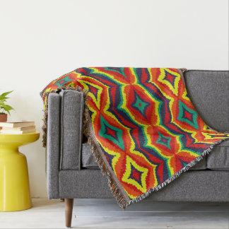 Ethnic Throw Blanket