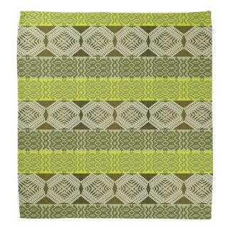 ethnic tribal african pattern bandana