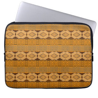 ethnic tribal african pattern laptop sleeve