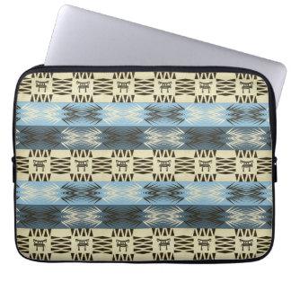 ethnic tribal african pattern laptop sleeve