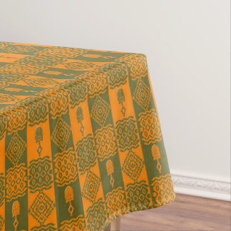 ethnic tribal african pattern tablecloth