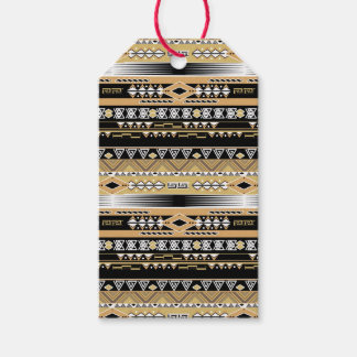 Ethnic , tribal, ornament gift tags