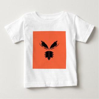 Ethno design orange baby T-Shirt