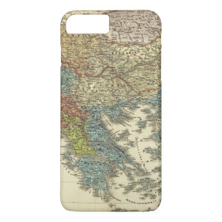 Ethnographic Map of Ottoman Empire iPhone 7 Plus Case