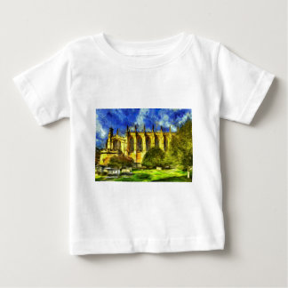 Eton College Chapel Art Baby T-Shirt