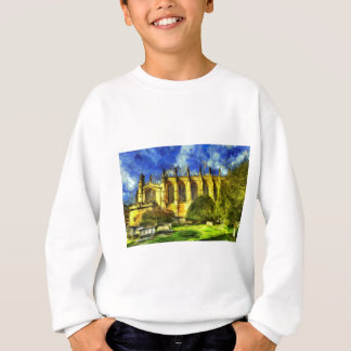 Eton College Chapel Art Sweatshirt